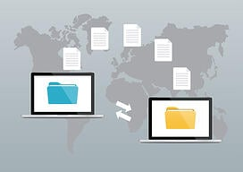 Computer data migration by CareServ